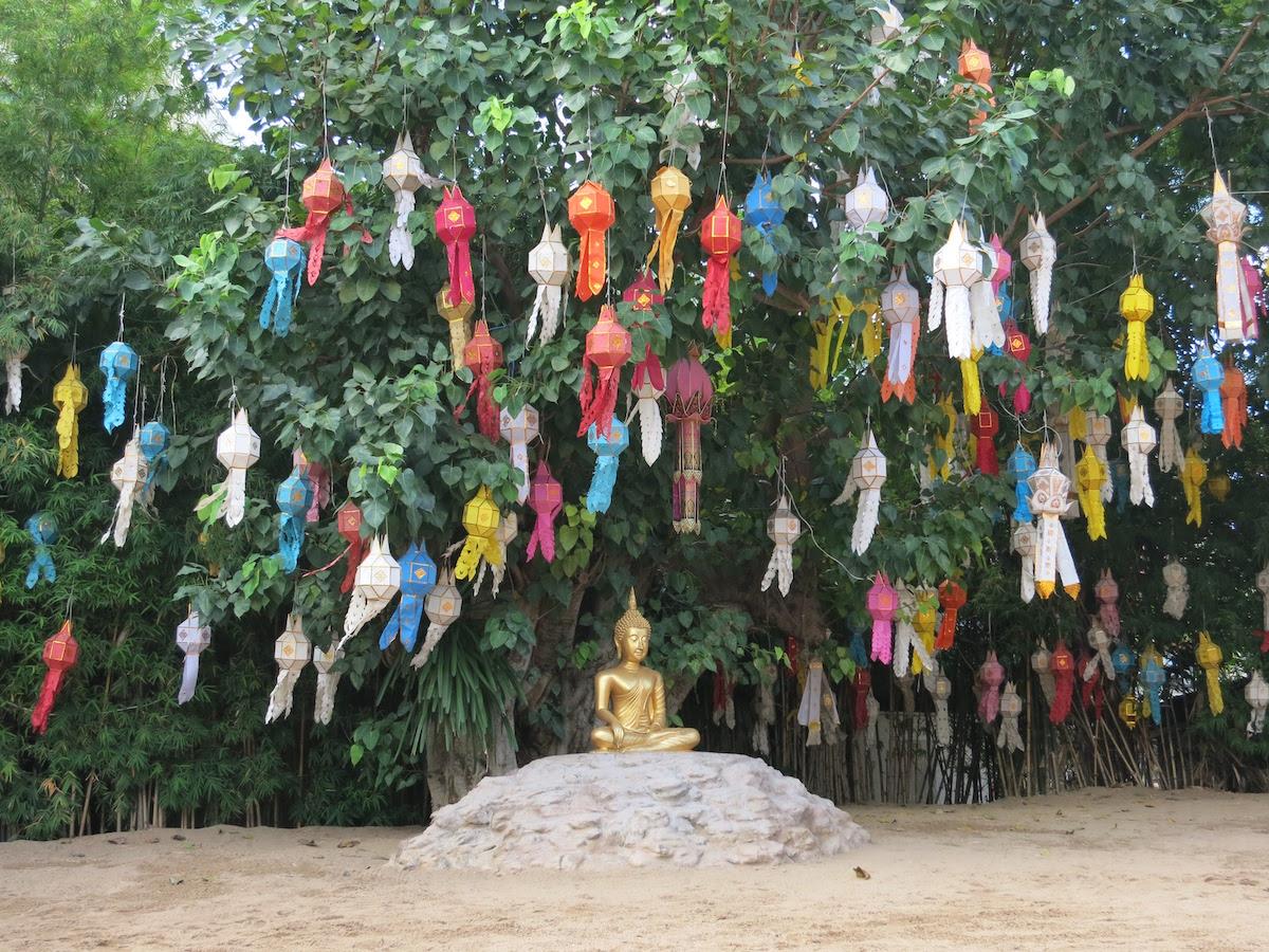 Outdoor shrine
