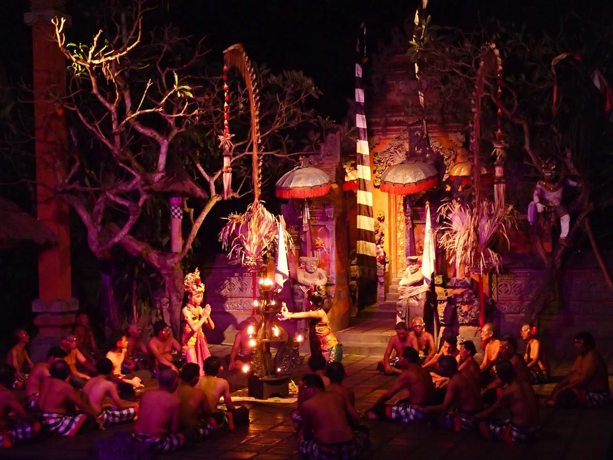 Sahadewa Barong Dance